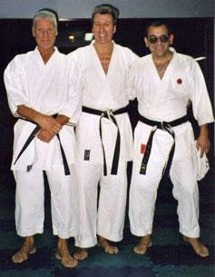Tre Sensei